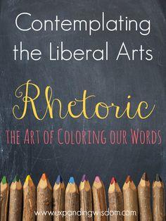 Liberal Arts help me to write