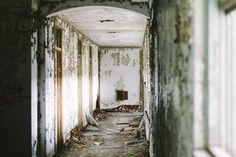Free stock photo of abandoned building decay