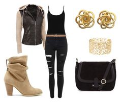 """"""":)"""" by rabija-salkic-imamovic ❤ liked on Polyvore featuring Black Rivet, M&Co, Topshop, Sole Society, Charlotte Russe, Max Studio and plus size clothing"""