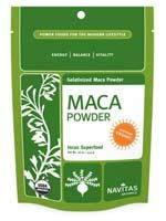 Maca is an adaptogen that helps the body regulate stress. It increases stamina and combats fatigue!