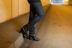 Le modèle de bijoux de botte Johanna, c'est l'élégance assurée pour vos bottes.