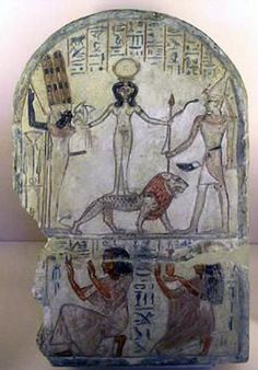 Reign of Ramesses II, Turin Stele of the scribe Ramose - from Deir el-Medina, 19th dynasty period - at the Egyptian Museum