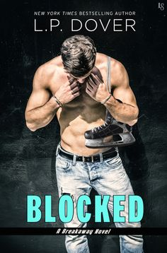 RELEASE BLITZ & REVIEW - BLOCKED by LP Dover