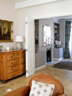 Bayswater Family Home - contemporary - Living Room - London - Clare Gaskin
