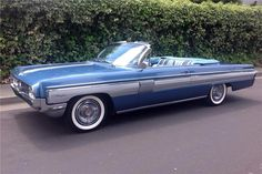 1962 OLDSMOBILE STARFIRE CONVERTIBLE - Barrett-Jackson Auction Company - World's Greatest Collector Car Auctions