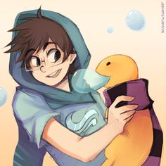 John and Casey by ikimaru<<<this is so cute 38)