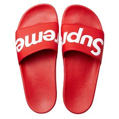 Supreme Sandals | Available Now