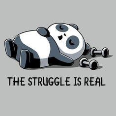 Get comfortable in hundreds of cute, funny, and nerdy t-shirts. TeeTurtle has the perfect super soft shirt to make you smile! Niedlicher Panda, Panda Art, Panda Love, Big Panda, Panda Funny, Panda Wallpapers, Cute Wallpapers, Cute Animal Drawings, Cute Drawings