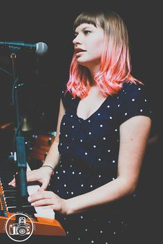 Brianna Collins (Tigers Jaw)
