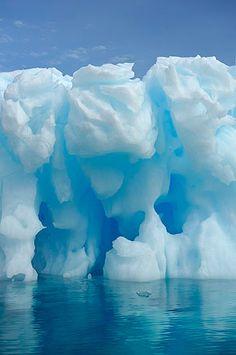 ˚Melting Iceberg - Antarctica