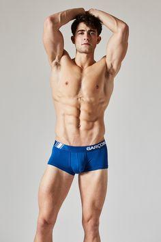 Garrett-garcon-model-Blue-underwear-by-Travis-Lane.jpg (1365×2048)
