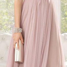 Vestido de madrinha rosa para casamento - madrinha-de-casamento - vestido madrinha rosa 1 190x190