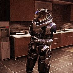 """And Now For 8 """"Mass Effect"""" Characters Dancing Like No One's Watching"""