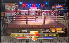 Khmer Boxing | SEATV Pich Samon vs. Morn Sarath | April 26, 2015 Part 2