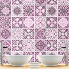 Rose Heaven Tile Stickers