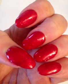 'On the Red Carpet'. Perfect Match Gel Polish