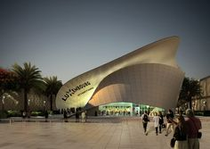 Metaform and The Space Factory Win Competition for World Expo Luxembourg Pavilion | Netfloor USA