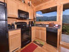 Cabins In Gatlinburg Tn, Big Screen Tv, Kitchen Cabinets, Luxury, Interior, Home Decor, Decoration Home, Indoor, Room Decor