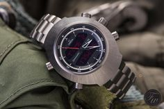 Omega Spacemaster Z-33 Review
