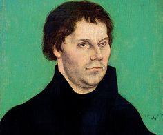 Der Reformator Martin Luther selbst wäre gerne jemand gewesen, der nichts bezweifelte. So war es aber nicht.