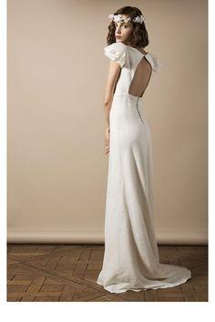 Une robe rétro