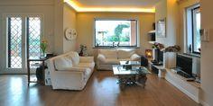 # residenza Trevignano #progetti #Coem # ceramica  #effetto legno #gres