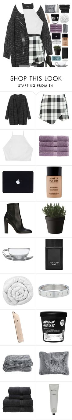 """""""you make me feel alive."""" by samiikins ❤ liked on Polyvore featuring Monki, rag & bone, Christy, MAKE UP FOR EVER, Gianvito Rossi, Muuto, Tom Ford, Brinkhaus, Cartier and Pier 1 Imports"""