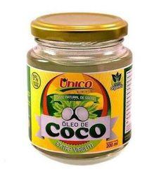 Óleo De Coco Extra Virgem 200ml - R$ 12,50