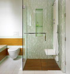 Landsend - Guest Bath - contemporary - bathroom - vancouver - The Sky is the Limit Design