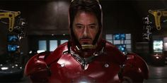 #IronMan Suit Up
