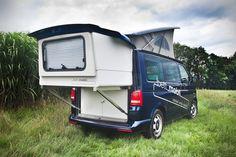 Mobile Homes: The 15 Best Adventure Vans | HiConsumption