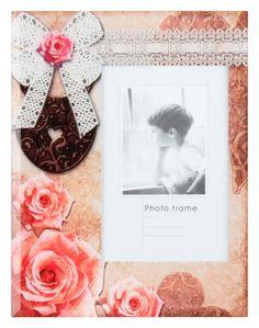 """Ramă foto """"Roses & Lace"""""""
