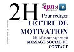 2 h pour 1 lettre de motivation