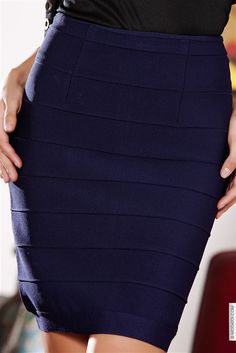Jupes femme Bleu marine taille 38, achat en ligne Jupes femme sur MODATOI