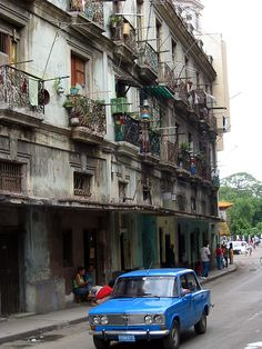 The streets of Havana Copyright: Aella Aella