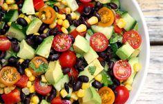 Maak een zomerse salade binnen 15 min! - B(e)Great