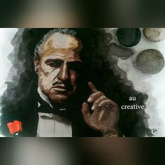 #artist #godfather #movie #moviestar #cool # charismatic #feel #free #modernlife #happy #fashion #style #handmade #natural #art #painting #abstract #gallery #artist #patterns #imagination #life #creative #paint #stone #stoneart #love #designe #style #modernart #contemporary #abstract #watercolour #oil #art #gallery #artist #patterns #imagination #frequency #face #faces #profile #time