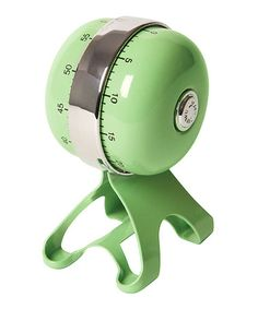 Take a look at this Green Double Timer by Fox Run on #zulily today!