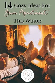 Hey, friends! This is the ultimate list of cozy winter essential. Check out all of my recommendations to make your home or apartment the perfect winter getaway! Cheers! College Apartment Checklist, College Apartments, College Hacks, Cozy Apartment, First Apartment, Apartment Kitchen, Apartment Ideas, College Backpack Organization, Cozy Winter