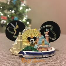 Disneyland Disney Parks Ear Hat Ornament California Adventure Radiator Springs