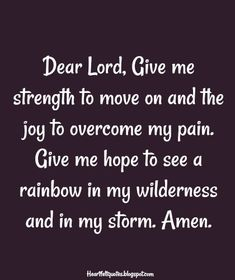 Pray Quotes, Bible Verses Quotes, Quotes About God, Faith Quotes, Life Quotes, Story Quotes, Prayer Scriptures, Bible Prayers, Faith Prayer