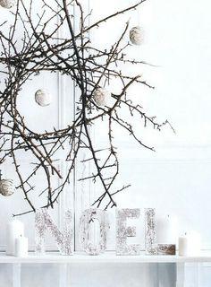 Una Rama Muy Original #Noel #letras