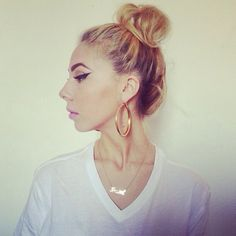 lil debbie's makeup all on point recently