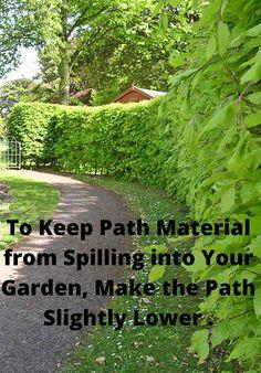Keeping Paths Tidy
