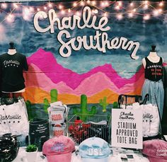 #charliesouthern #riffrafflovesnashville #cmafest Cma Fest, Love S, Online Boutiques, Slogan, Southern, Inspired, Classic, Prints, Inspiration