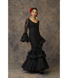 spanish style homes downey ca Flamenco Costume, Flamenco Dancers, Dance Costumes, Flamenco Dresses, Spanish Style Decor, Spanish Style Homes, Spanish Dress, African Lace Dresses, Gala Dresses