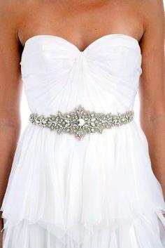 Such a pretty, light, flowing dress