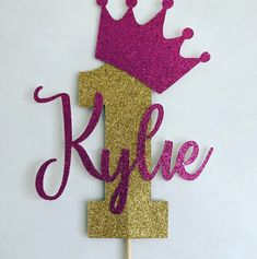 Excited to share this item from my shop: Personalized Custom Birthday Cake Topper Personalised Cake Topper Glitter Cake Topper Handmade Number One Centrepiece Birthday Cake 1st Birthday Cake Topper, 1st Birthday Cards, 1st Birthday Decorations, Birthday Cake Decorating, Birthday Numbers, Happy Birthday Cakes, Diy Birthday, 1st Birthday Parties, Birthday Photos