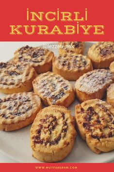 İncirli Kurabiye Tarifi – Kurabiye – The Most Practical and Easy Recipes Gluten Free Donuts, Gluten Free Pumpkin, Sugar Free Desserts, Gluten Free Desserts, Peanut Butter Sheet Cake, Fig Cookies, Chocolate Lasagna, Ramadan Recipes, Gluten Free Chicken