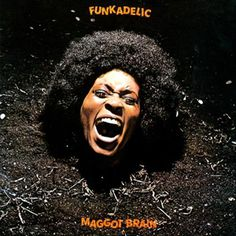Funkadelic - Maggot Brain (2013 Re-Issue / Limited to 1000 copies on Orange Vinyl) - LP (Orange)